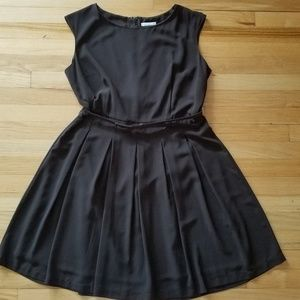 EVA MENDES NY&CO Brown FitnFlare Dress-Size16